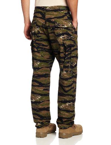 Asian Propper Bdu Tiger Trousers Stripe Short Men's PUa7qU0