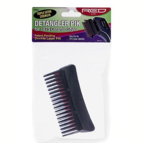 UPC 731509632910, RED Kiss BD02D Detangler Pik