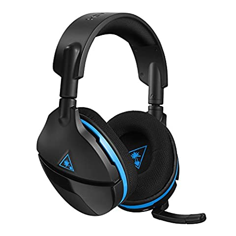 Turtle Beach Stealth 600 Wireless Surround Sound Gaming Headset for PlayStation 4 Pro and PlayStation (Ps Four Headset)