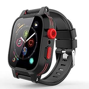 Amazon.com: Fundas impermeables para Apple Watch de 1.732 in ...