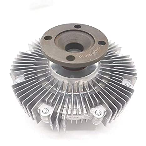 Loovey Fan Viscous Coupling suitable for Landcruiser 1FZ to 2002 4.5L Petrol 75 80 105 16210-66010
