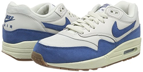 Sneakers 1 Gomme Voile Air Brigade Femmes Nike Light Wmns Brun Max Essential Bleu Moyen pqUAnYwI