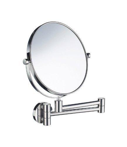 Smedbo Wall Mount Mirror (Smedbo Shaving/Makup Mirror-Wallmount by Smedbo)