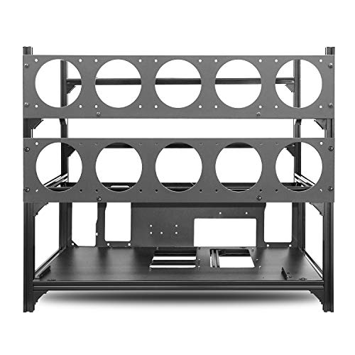 Hydra V Rev  B 20 GPU Frame Rack for Learning/Mining