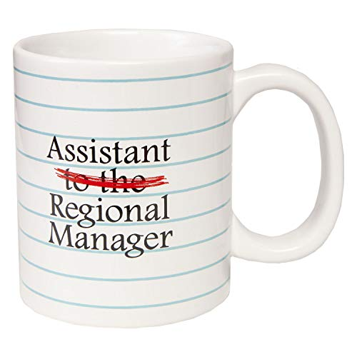 The Office- Assistant To The Regional Manager 15 oz Ceramic Novelty Coffee Mug