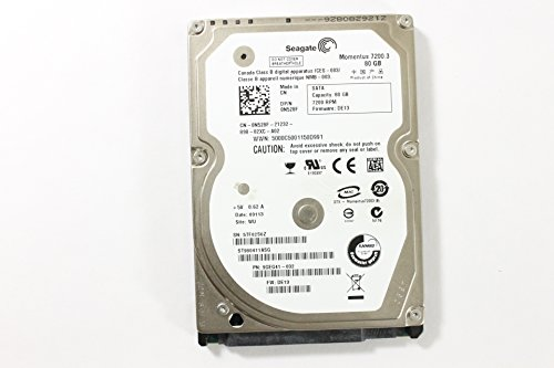 (Dell N528F ST980411ASG 2.5