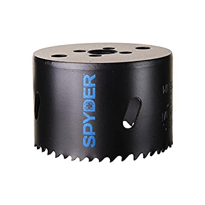 Spyder 600107 Rapid Core Eject Hole Saw, 5-Inch