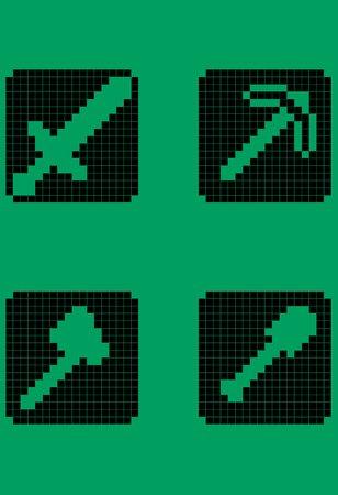 (13x19) MC Tools Poster