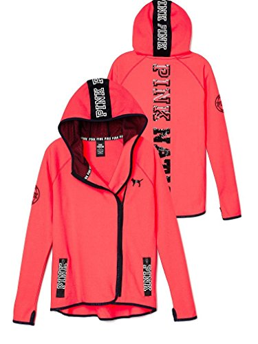 Victoria's Secret PINK NATION 2015 Fashion Show Limited Edition Bling Hoodie - M