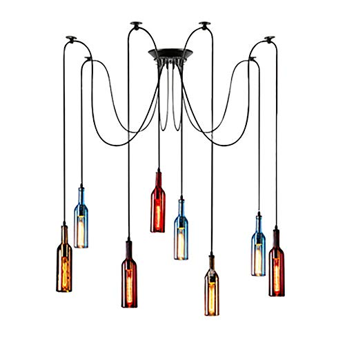 Coloured Ceiling Pendant Lights in US - 7