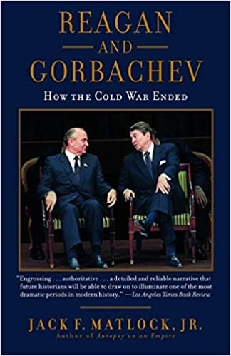 Amazon Com Reagan And Gorbachev How The Cold War Ended