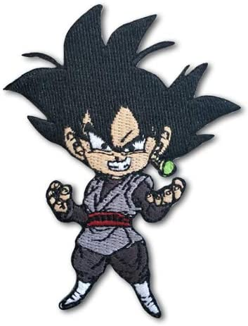 Dragon Ball Super Goku patch iron on brand new and sealed
