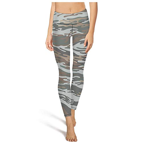 Camo Army Camouflage Military Leggins High Waisted Yoga Pants Sports Dressy Footless Leggins Plus Size Soft