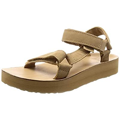 Teva Women's Midform Universal Leather Sandal | Sport Sandals & Slides