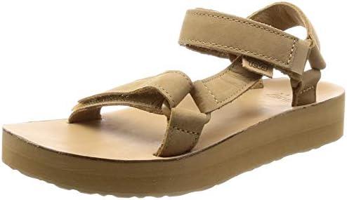 Teva Women's Midform Universal Leather Desert Sand 8 B US