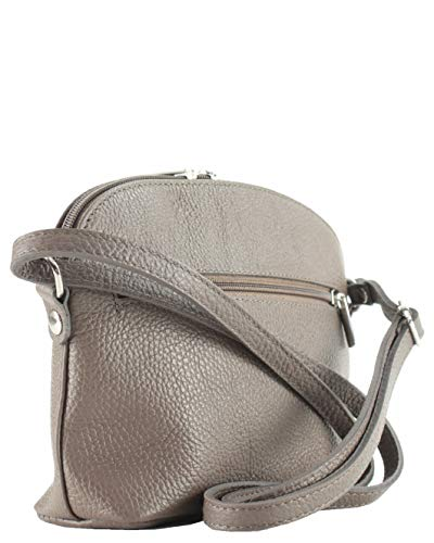 remo Sac ge Bandoulière Femme Cuir Fonce Histoiredaccessoires Sa012623 Taupe 6xw1Y1A