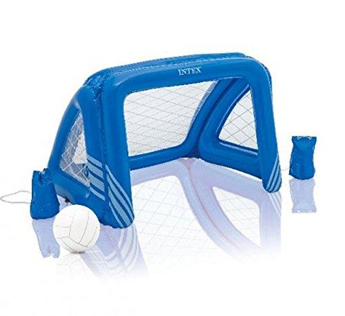Juego de water polo/Foot hinchable, 1,40 m x 89 cm x 81 cm ...