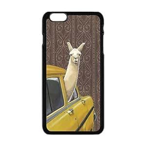 diyenr iPhone 6 Plus (5.5), Funny Llama