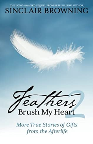 book cover of Feathers Brush My Heart 2