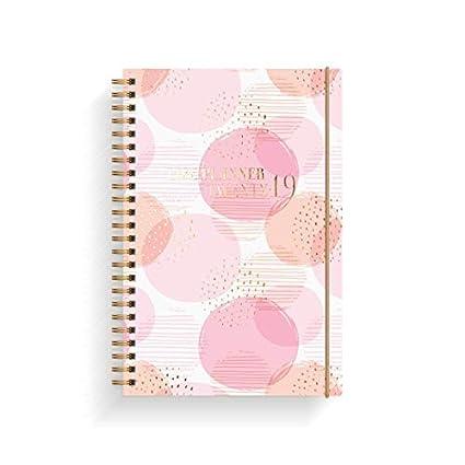 Life Planner | vida planificador Rosa | A5 | Organice su ...