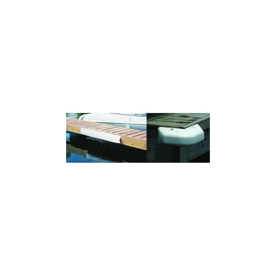 Taylor Made Products 45510 Dock Pro Heavy Duty Dock Bumper (Corner, 5.5L x 12W x 12H)
