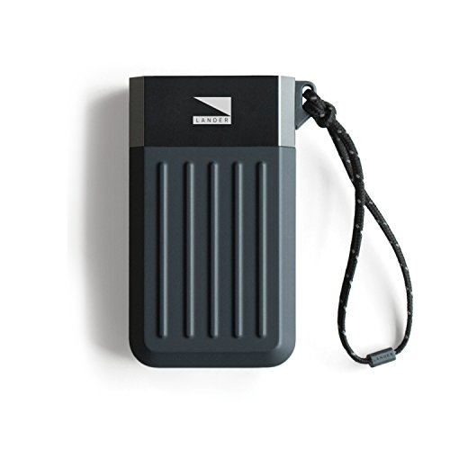 Lander   Cascade Portable Power Bank  Untethered Power To Keep The Adventure Going  7800 Mah