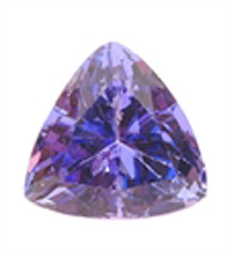 Star Cut Tanzanite Trillion Shape with Nice Color Rare Natural Loose Gems Stone for Any Collection