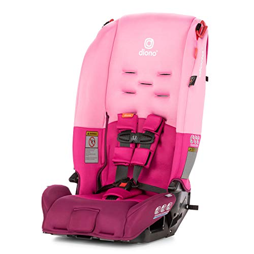 Diono Radian 3R All-in-One Convertible Car Seat, Pink