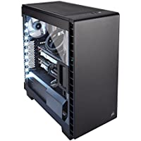 Centaurus Polaris 5TN Gaming Computer - Intel i7 7700K Quad 4.5GHz OC, 32GB 2400MHz RAM, 2x Nvidia GTX 1080 Ti 11GB SLI, 512GB NVMe SSD + 2TB HDD, 240mm Liquid Cooler, Windows 10 / VR Ready Gaming PC