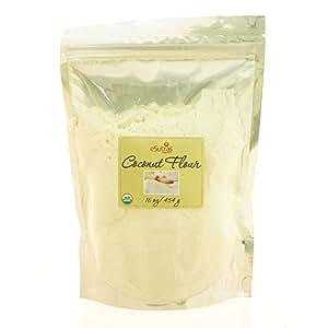 Amazon.com : Esutras Organics Coconut Flour, 16 Ounce
