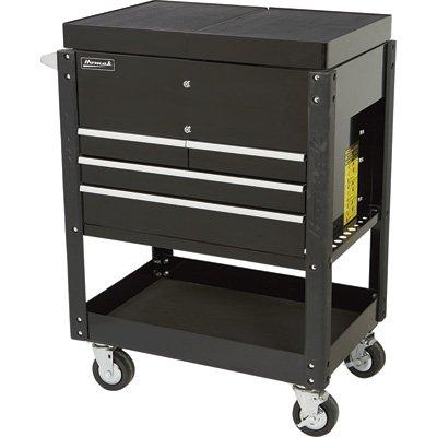 .com: homak 35-inch professional series 4-drawer slide-top ...