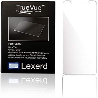 Lexerd - kompatibel with Cowon Z2 Plenue TrueVue Kristallklar MP3 Schutzfolie