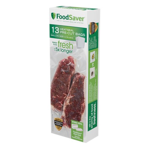 FoodSaver 13 Gallon-sized Bags