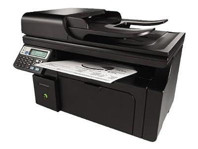 HP LaserJet Pro M1217nfw MFP - multifunction ( fax / copier / printer / scanner ) ( B/W ) -