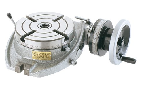 6-Inch Steelex M1078 Rotary Table