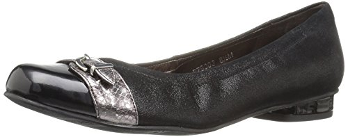 Rose Petals By Walking Cradles Mujeres Mulberry Flat Black