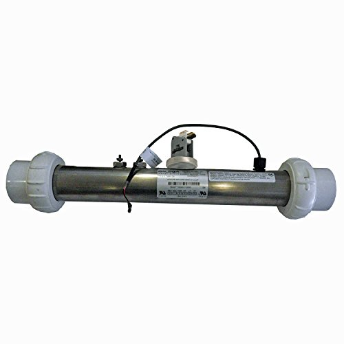 Balboa 58048 15'' 240V 4.0 kW Spa Heater Assembly/LE Systems 58048 by Balboa Water Group