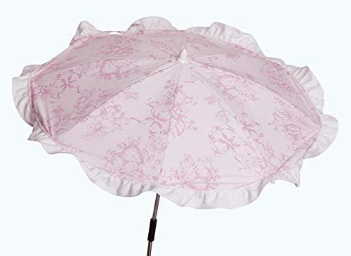 Babyline Espagnolo color rosa unisex Sombrilla de silla