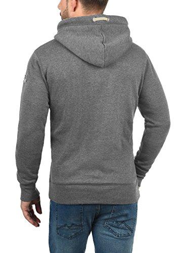 Hoodie Pullover Sweatshirt solid Triphood F 0wPk8nO