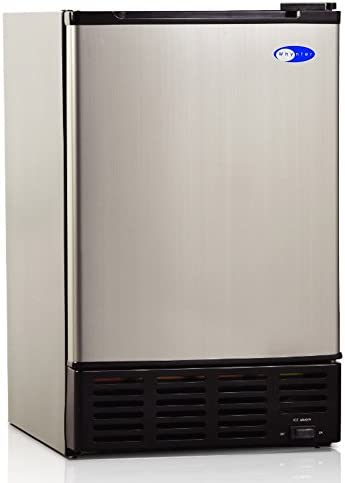 Whynter UIM-155 Stainless Steel Built-In Ice Maker - Refrigerators with Ice