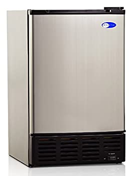 Whynter Stainless Steel Built-In Undercounter Ice Maker