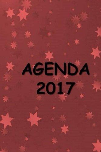 Agenda 2017: Blogger Rojo (Spanish Edition): CH Designer ...