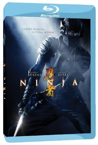 Ninja [USA] [Blu-ray]: Amazon.es: Scott Adkins, Tsuyoshi ...