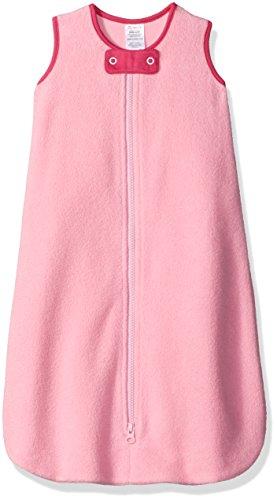 Zutano Baby Cozie Fleece Snuggle Sack, Hot Pink, One - Zutano Blankets Cotton