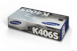 Samsung CLT-K406S Toner, Black