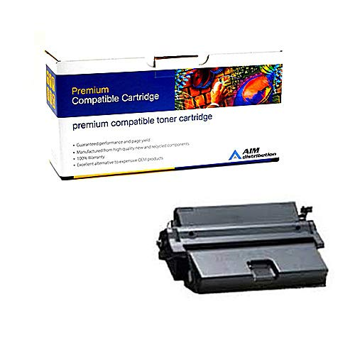 AIM Compatible Replacement for 02-24-1714 Toner Cartridge (10000 Page Yield) - Compatible to IBM 63H2401 - Generic