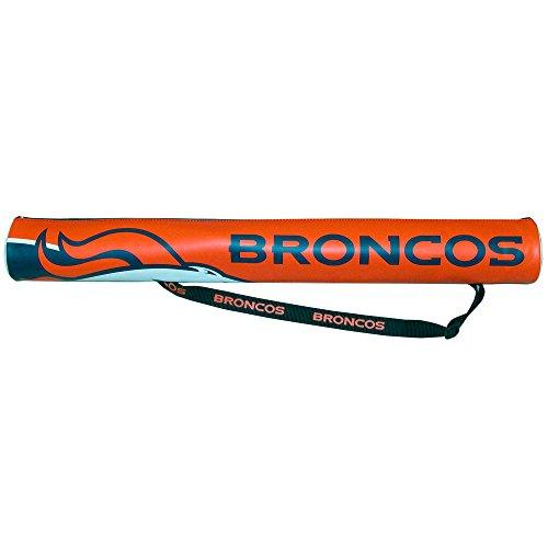 NFL Denver Broncos Can Shaft Cooler, Orange, One Size by Siskiyou