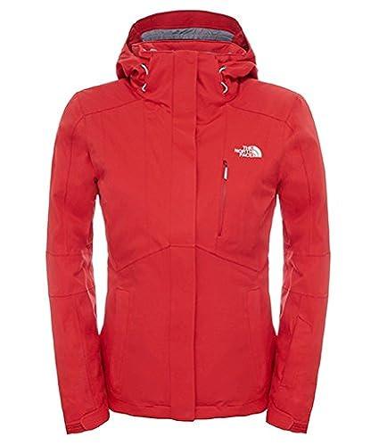 North Face W RAVINA JACKET - Chaqueta, color rojo, talla XS