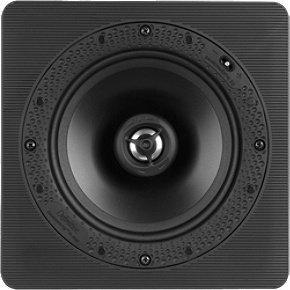 Definitive Technology Ueya/Di 6.5S Square in-Wall/Ceiling Speaker (Single)