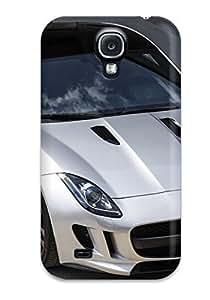Jeremy Myron Cervantes Premium Protective Hard Case For Galaxy S4- Nice Design - 2014 Jaguar F-type Sport Car